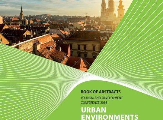 Međunarodna konferencija Turizam i razvoj u Zagrebu
