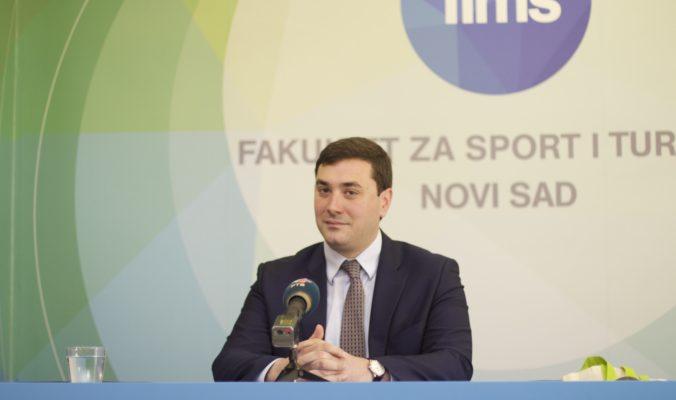 Ivan Đoković – gost na Fakultetu za sport i turizam