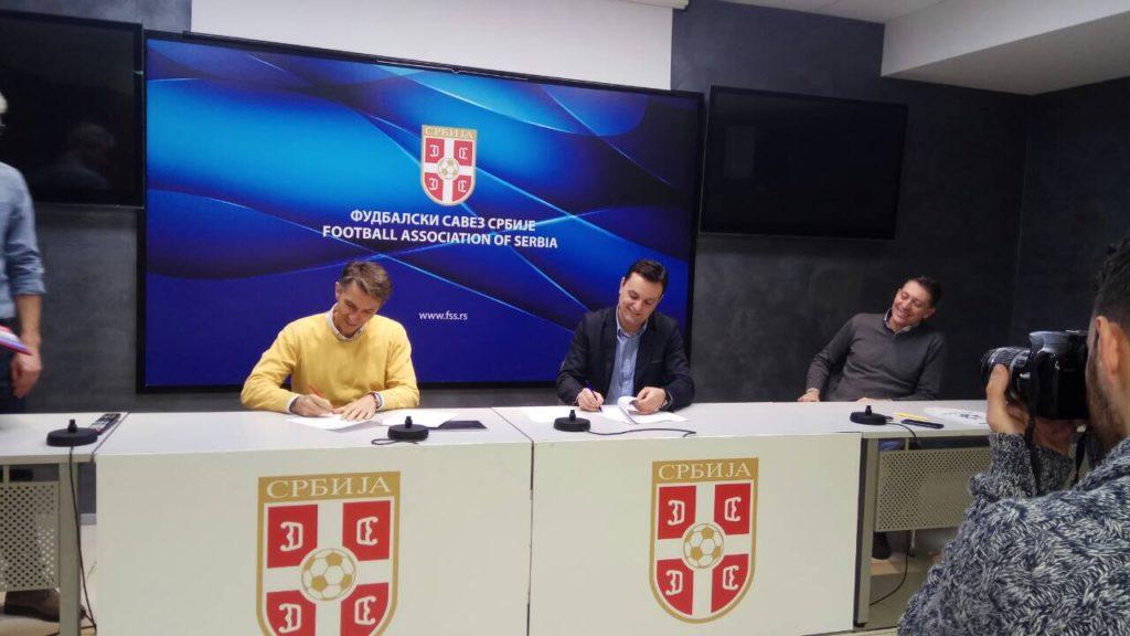 Ugovor o saradnji sa FSS