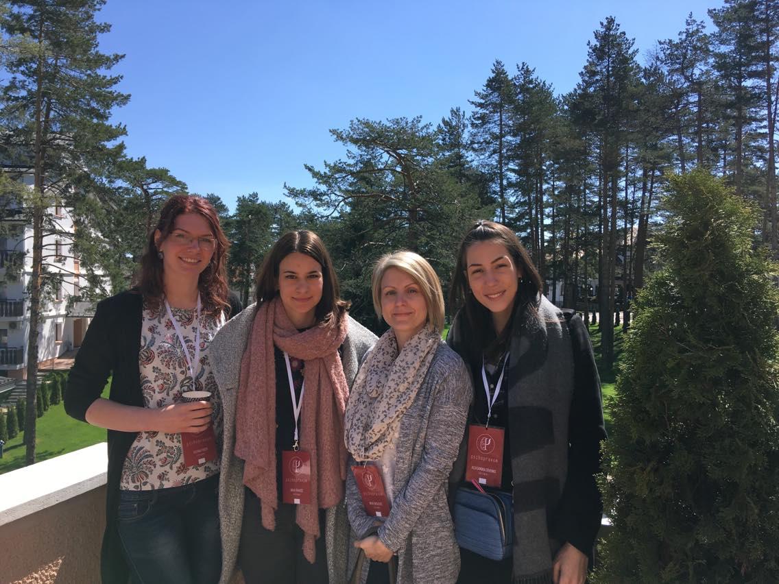 Učešće na Konferenciji studenata psihologije