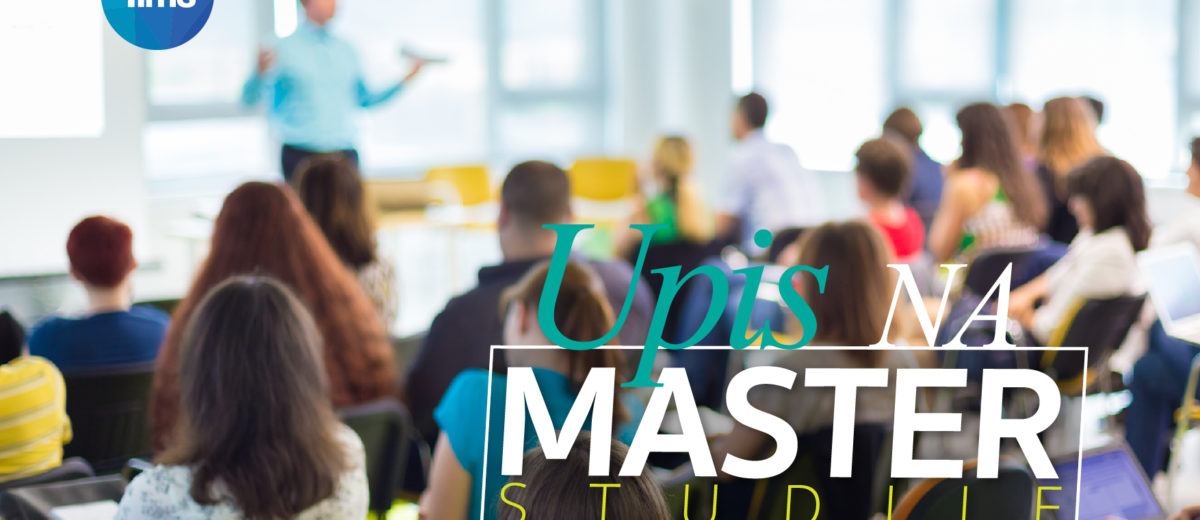 Upis na master studije
