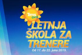 Tims.ova letnja škola za trenere – 2019.
