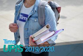 Upis u školsku 2019/20. godinu – konkurs