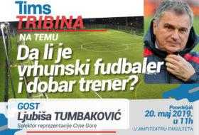 TIMS TRIBINA