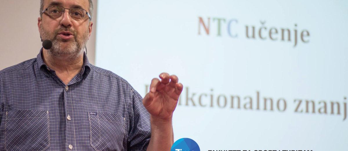 Dr Ranko Rajović na TIMS-u
