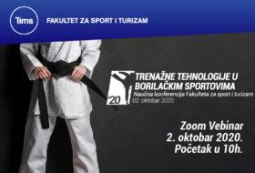 """Održana konferencija """"Trenažne tehnologije u borilačkim sportovima"""""""