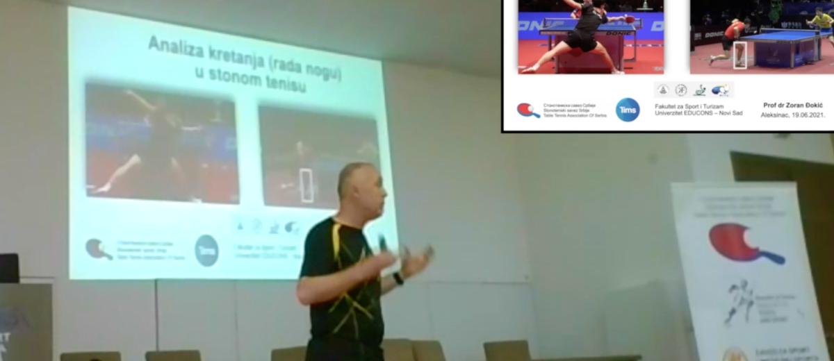 II Stručni seminar – Stonoteniski savez Srbije – 19.06.2021. Aleksinac